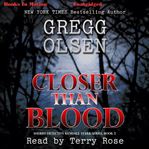 Closer than Blood audiobook cover art