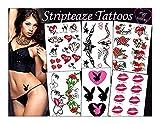 Stripteaze Tattoos Package