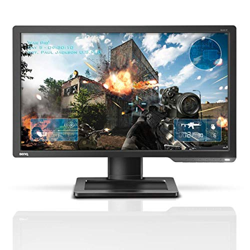BenQ ZOWIE XL2411P 24 Inch 144Hz Gaming Monitor 1080P 1ms Black eQualizer & Color Vibrance for...