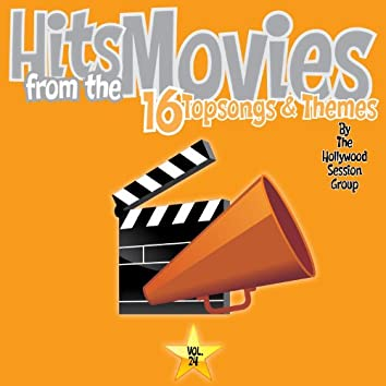 Hits From The Movies Vol. 24 - 16 Top Songs & Themes