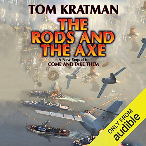 The Rods and the Axe: Carrera, Book 6