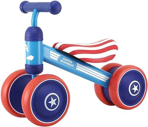 mas preferencial Baby Balance Bike - Andador de Cuatro Ruedas para para para bebés, Estable, Juguete, sin Pedales Niño Primer cumpleaños Regalo de año Nuevo, Apto para 10 Meses - 24 Meses Bebé  precio razonable