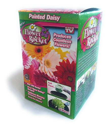 Flower Rocket As Seen On TV Painted Daisy