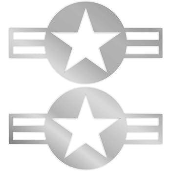 Suzuki Logo 1 15cm Colore Argento Adesivo Prespaziato