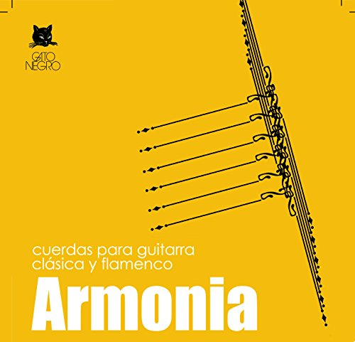 Gato Negro - Armonia para guitarra clásica y flamenca