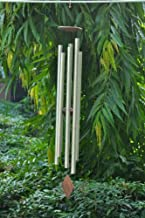 TFS Tuningforkshop Sound Healing Sacred Solfeggio Wind Chime Large Free Shipping
