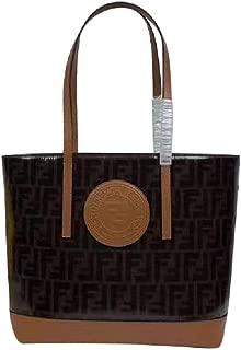 Women's FENDI pequin shopping tote