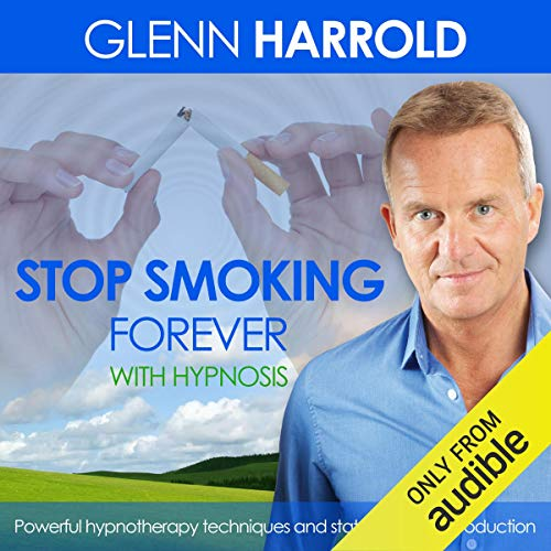 Stop Smoking Forever audiobook cover art