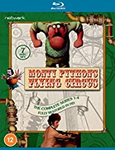 Monty Python's Flying Circus: The Complete Series 1-4 [Blu-ray]