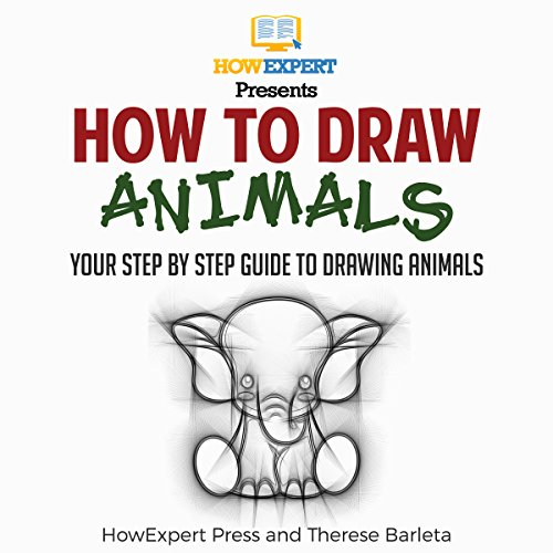 How to Draw Animals cover art
