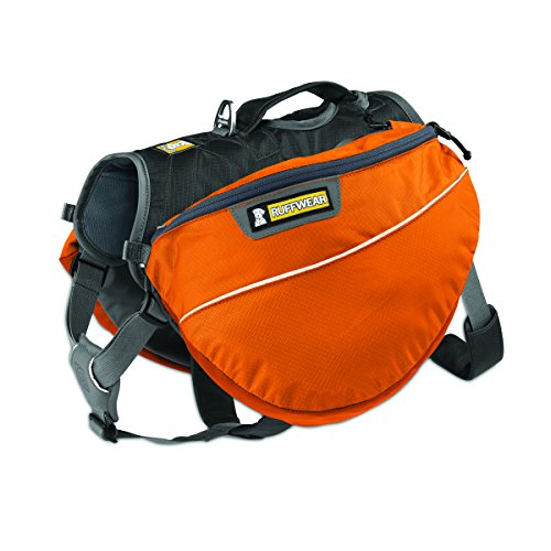 Ruffwear 50101-815S Hunderucksack, Small, campfire orange*