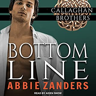 Bottom Line audiobook cover art