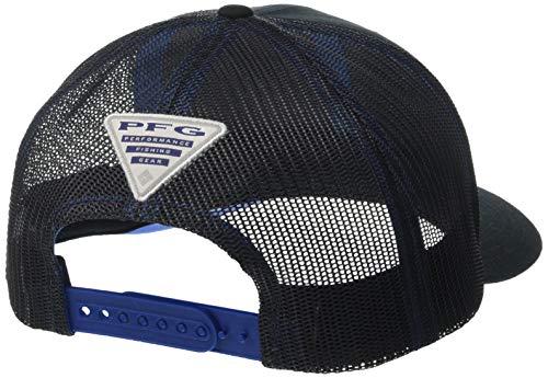 Columbia Unisex PFG Mesh Snap Back Fish Flag Ball Cap
