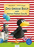 Der kleine Rabe Socke: Das große Buch vom kleinen Raben Socke: Sammelband für alle Fans