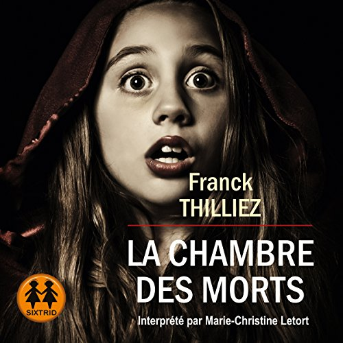 La chambre des morts audiobook cover art