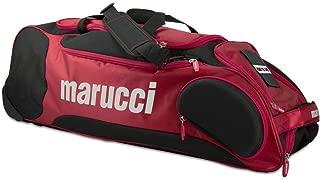Marucci Sports Equipment Sports, MBPWB-R, Player Wheel Bag