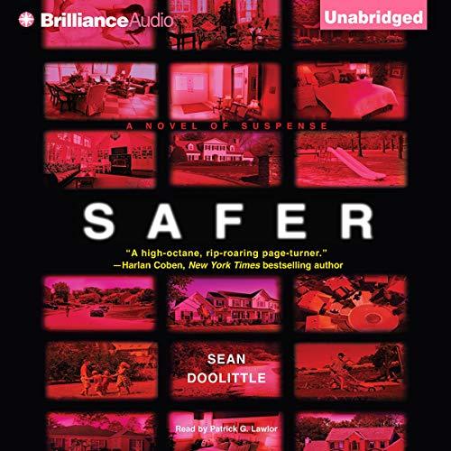Safer audiobook cover art