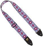Ernie Ball Morning Blossom Jacquard Guitar Strap (P04107)