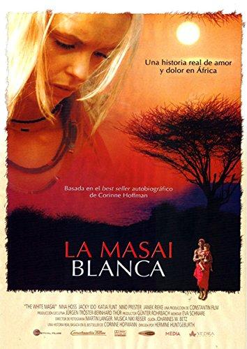 Die weisse Massai (La Masai Blanca) [Blu-ray] [Spanien Import mit deutscher Sprache]