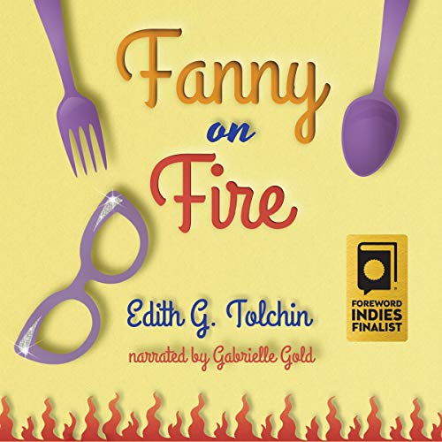 Fanny on Fire audiobook cover art