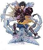 Figuras de acción de Vinilo decoración de PVC Figura Coleccionable Luffy 17cm película móvil Anime a...