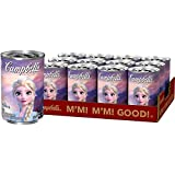 Campbell'sCondensedDisneyFrozen Soup, 10.5 oz. Can (Pack of 12) (Packaging May Vary)