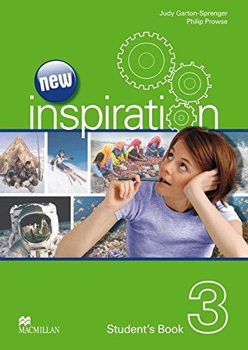New Inspiration 3 Class Audio CD Pack
