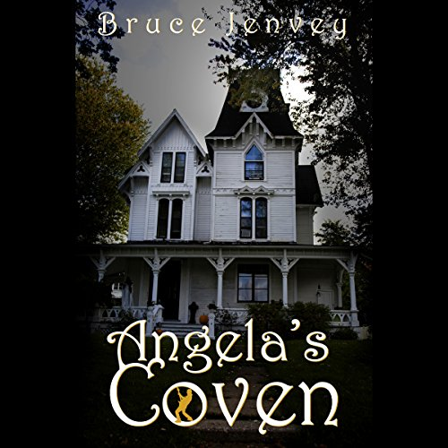 Angela's Coven audiobook cover art