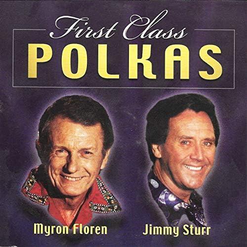 Jimmy Sturr feat. Myron Floren