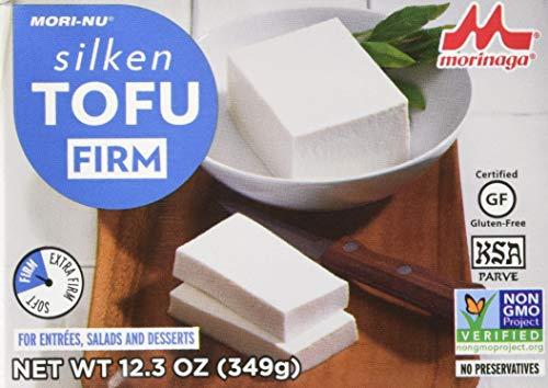 [ 349 g ] Nori Nu Morinaga - Silken Tofu FIRM - Glutenfrei