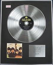 THE BEATLES - Edición limitada CD de disco de platino - BEATLES para la venta