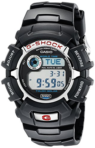 Casio G-Shock Black Resin Sports Watch
