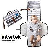 BabySafe - Fasciatoio Portatile Pieghevole - Fasciatoio Da Viaggio - Kit Per Cambio...