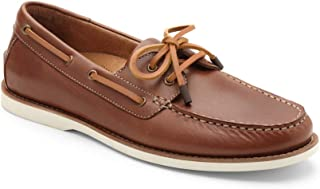 Men's Spring Lloyd Boat Shoe - Slip-on with Concealed Orthotic Arch Support