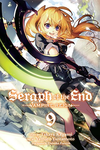 Seraph of the End, Vol. 9: Vampire Reign (English Edition)