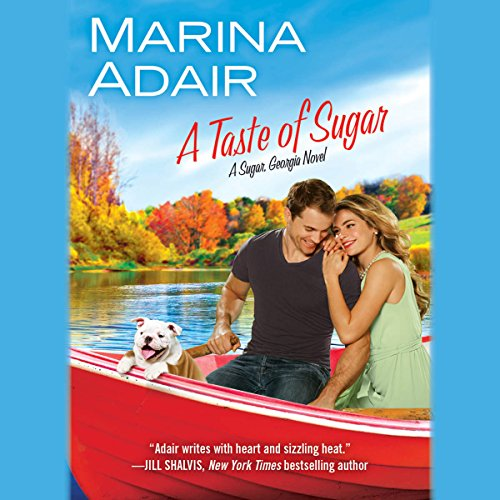 A Taste of Sugar audiobook cover art
