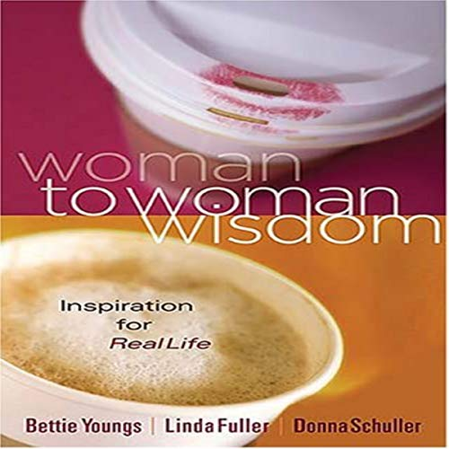 Woman to Woman Wisdom audiobook cover art