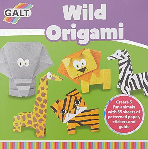 Galt Toys Kit de Origami Salvaje 1105464
