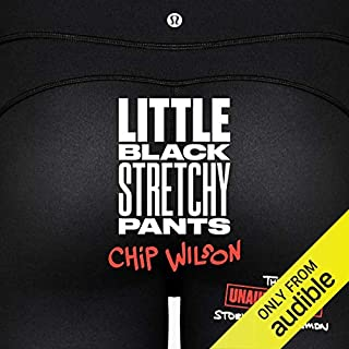 Little Black Stretchy Pants audiobook cover art