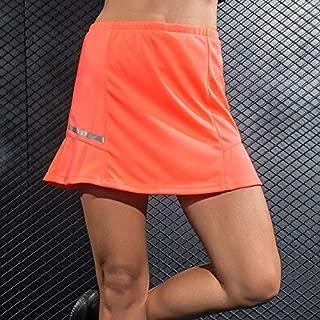 BEESCLOVER New 2 in 1 Pleated Tennis Skirt Women Gym Yoga Running Short Skirts Badminton Skorts Table Tennis Sport Running Golf Skirts