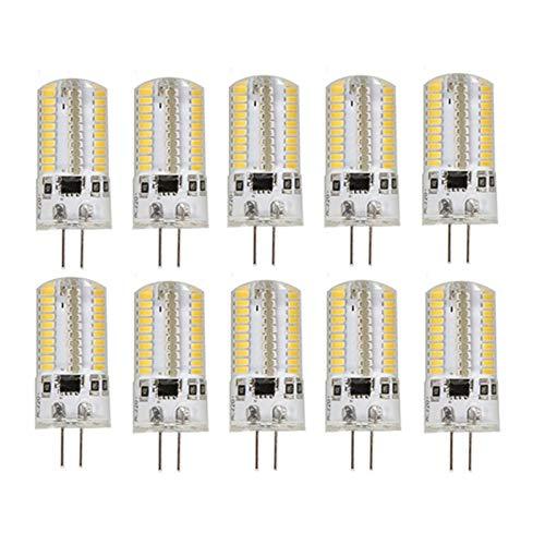 Lampade a led Lampadine a LED G9 / G4 / E14 / BA15D Dimmerabile 4W 80 SMD 3014 300 LM Bianco caldo/Cool White LED Corn Luci 30W alogene Lampadine Equivalente AC 220 V 10pz Sostituisci le lampadine a