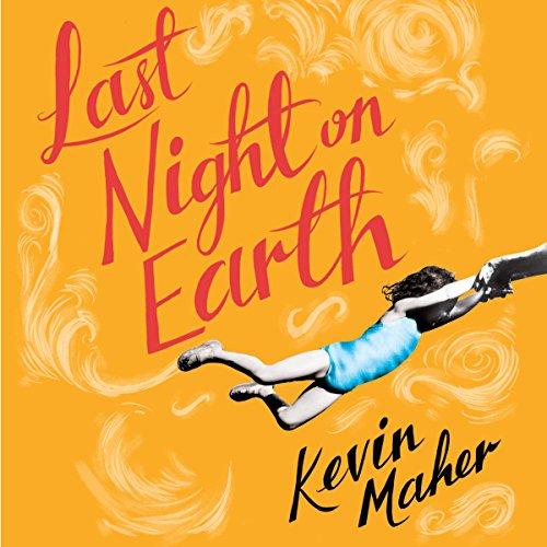 Last Night on Earth audiobook cover art