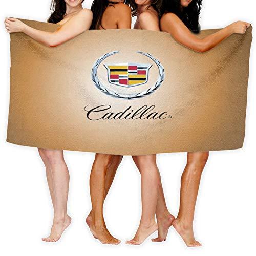 Large Puzzle Cadillac - Toalla de yoga antideslizante de microfibra absorbente y de secado rápido, ideal para yoga, pilates y entrenamiento