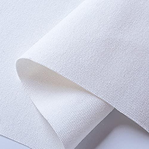 moonfarm 11号 カラー 帆布 生地 綿100% 全16色 幅約150�p×長さ約1m (白)