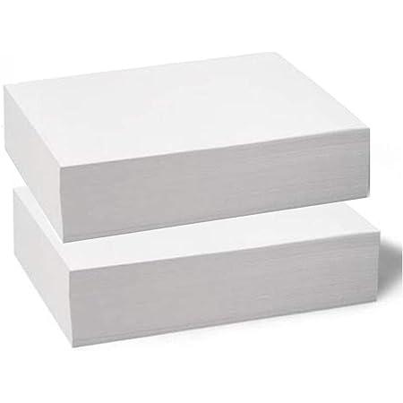Papel Bond Reciclado Ecologico 1000 hojas tamaño carta 2 paquetes de 500, Excelente Blancura Papeleria Ecologica