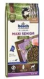 bosch HPC Maxi Senior con pollame fresco e riso | Cibo secco per cani anziani di razza grande (da 25 kg) | 1 x...