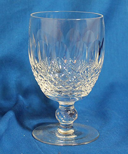 """Waterford Crystal Colleen-Short Stem Water Goblet, 5 1/4"""", 8oz"""