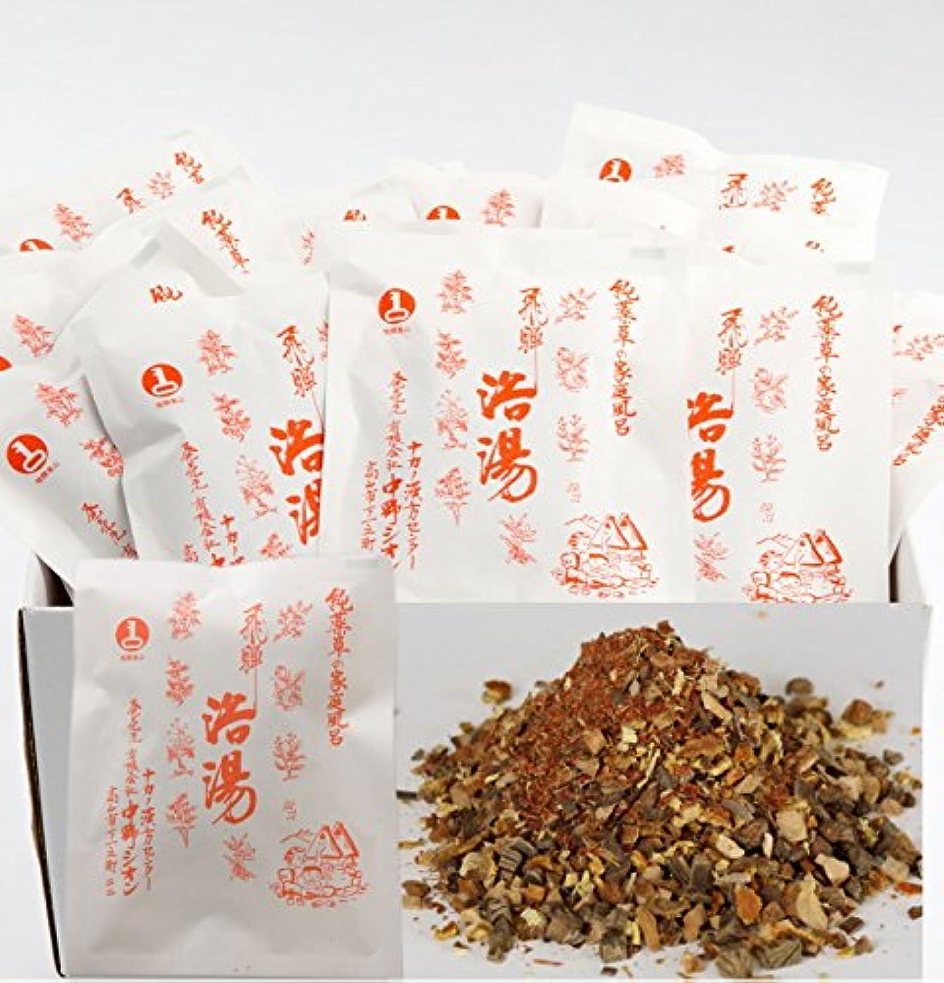 浴湯 飛騨浴湯 ~純薬草のお風呂~ 16袋(16包)セット