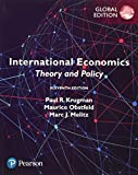 International Economics - Theory and Policy, Global Edition