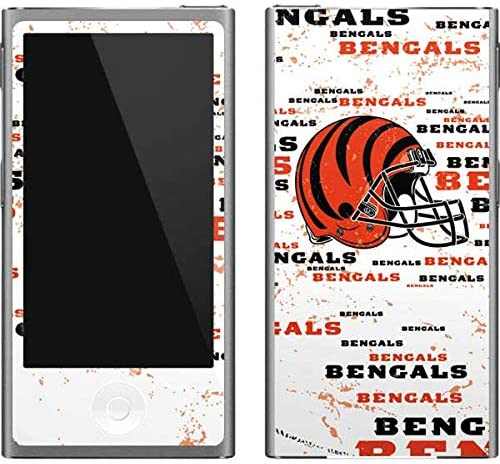 Skinit Decal MP3 Player Industry No. 1 Skin Compatible Nano Arlington Mall with 7th Gen iPod
